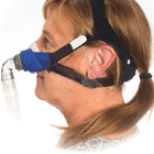 SleepWeaver 3D Mask and Regular Headgear -Blue