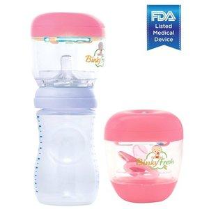 BinkyFresh BinkyFresh Speen UV Sterilisator Roze