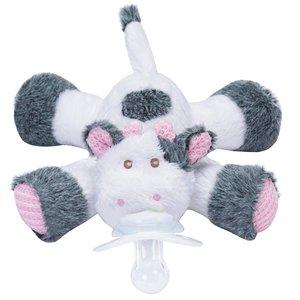 Paci-Plushies Cutsie Cow Buddies