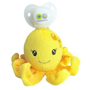 Paci-Plushies Ollie Octopus
