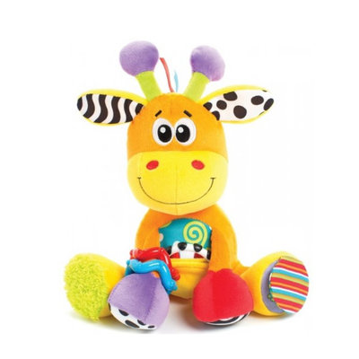 Playgro Activity friend giraf Giraffe babyspeelgoed