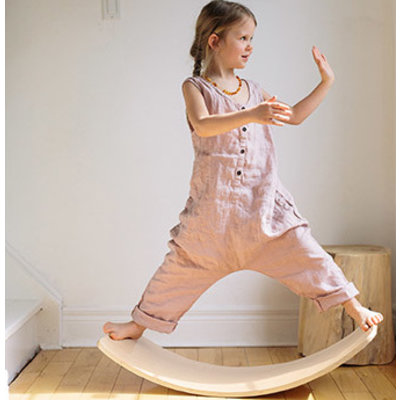 Kinderfeets Balance board - Balansplank - Naturel