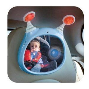 Benbat Oly Blauw Active Baby auto spiegeltje