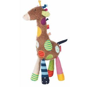Sigikid Giraf - Sweety - Patchwork (36cm)
