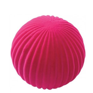 Rubbabu Fashion Ball Pink (10cm)