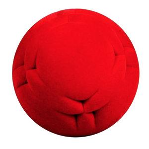 Rubbabu Bal Rode 6 hoek (10cm)