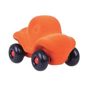 Rubbabu Oranje buggy auto (11cm)