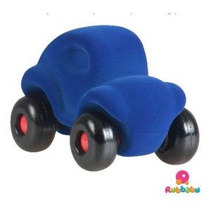 Rubbabu The Rubbabu Car (Blauw)(17cm)