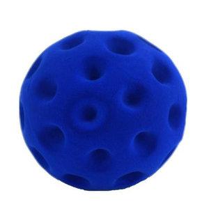 Rubbabu Sport bal - Golfbal - Blauw (10cm)