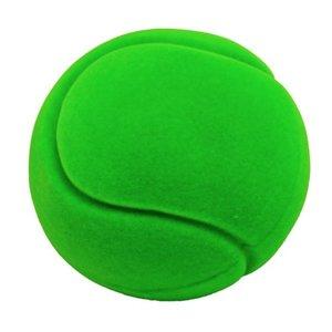 Rubbabu Sport bal - Tennisbal - Groen (10cm)