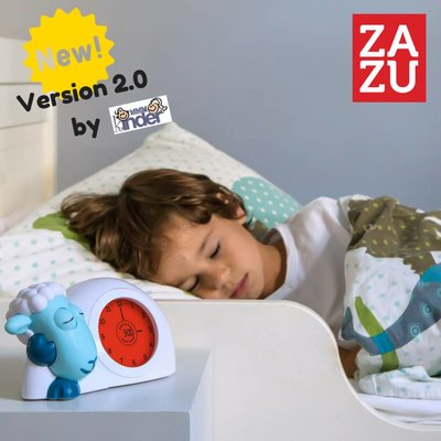 ZAZU Sam Slaaptrainer v2.0 - Blauw