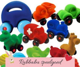 Rubber kinder speelgoed