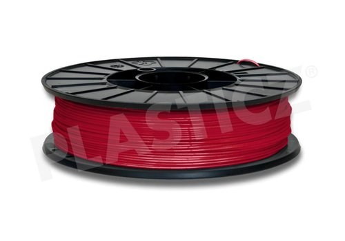 Plasticz PLA Traffic Rood / Red: RAL 3020, 1.75 / 2.85 mm 1.000 grams (1 KG)