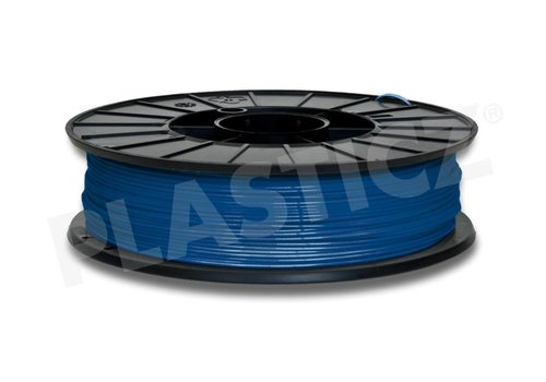 PLA Traffic Blue / Blauw: RAL 5017, 1.75 / 2.85 mm, 1.000 grams