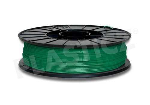 Plasticz PLA Traffic Green / Groen: RAL 6024, 1.75 / 2.85 mm, 1.000 grams, (1 KG), Plasticz, PLA Filament