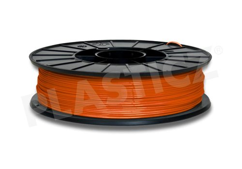 PLA Traffic Orange / Oranje: RAL 2009, 1.75 - 2.85 mm, 1.000 grams (1 KG), Plasticz, filament