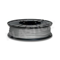 PLA Metallic Grey / Grijs: RAL 7045, 1.75 - 2.85 mm, 1.000 grams (1 kg), Plasticz, filament