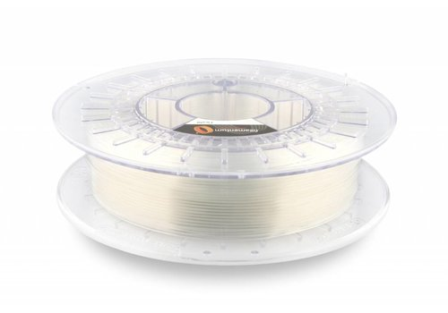 Fillamentum 1.75 mm Flexfill 98A: semi flexible 3D filament, natural, 500 grams (0.5 KG)