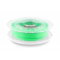 thumb-1.75 mm Flexfill 98A Luminous Green: semi flexible filament, natural, 500 grams (0.5 KG) - Copy-1