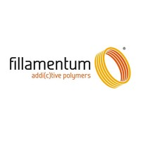 thumb-1.75 mm Flexfill 98A Signal Yellow RAL 1003: semi flexible 3D filament, 500 grams (0.5 KG)-2