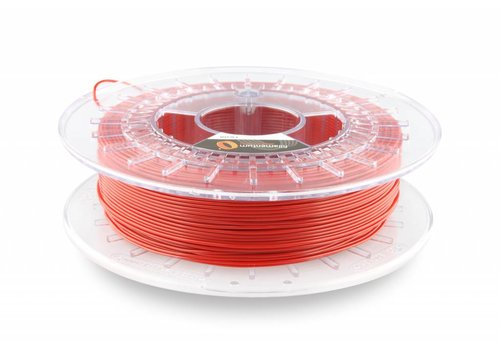Flexfill 98A Signal Red RAL 3001: semi-flexibel 3D filament, 500 grams