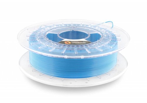 Fillamentum Flexfill 92A Sky Blue RAL 5015 / PMS 3015: flexibel 3D filament, 500 grams (0.5 KG)