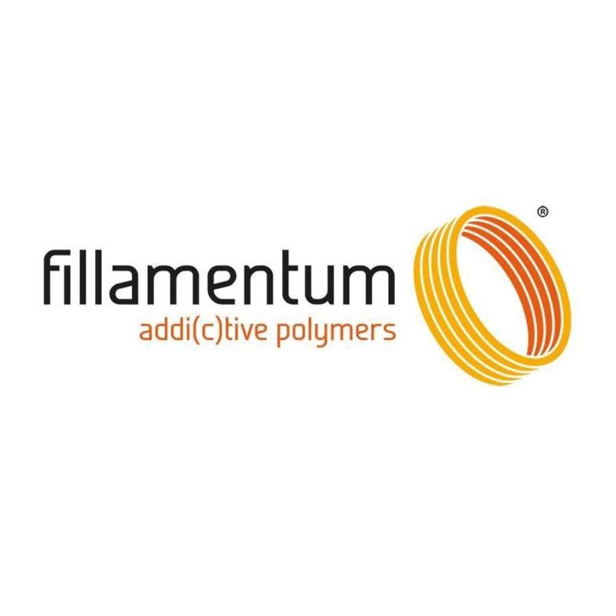 Flexfill 98A Metallic Grey: semi-flexibel 3D filament, 500 grams (0.5 KG)