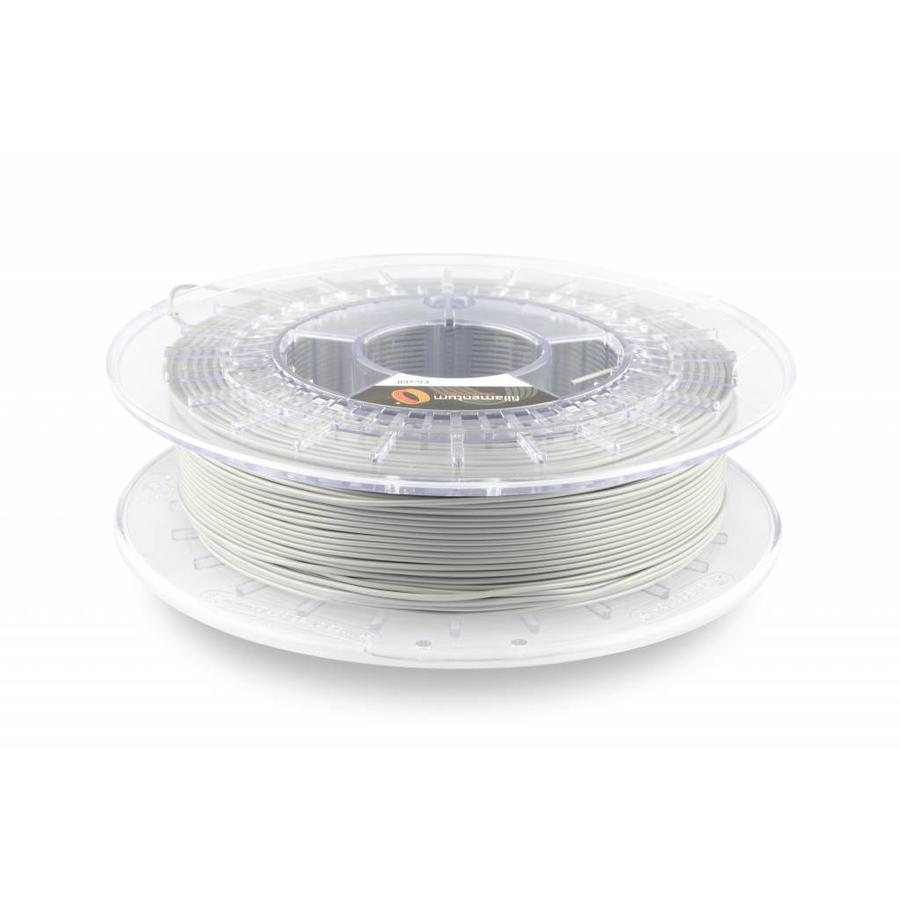 Flexfill 98A Metallic Grey: semi-flexibel 3D filament, 500 grams (0.5 KG)-1