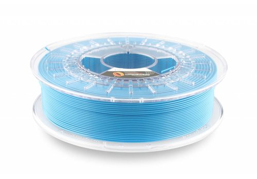 PLA Sky Blue / Blauw: RAL 5015, 1.75 / 2.85 mm, 750 grams (0.75 KG)
