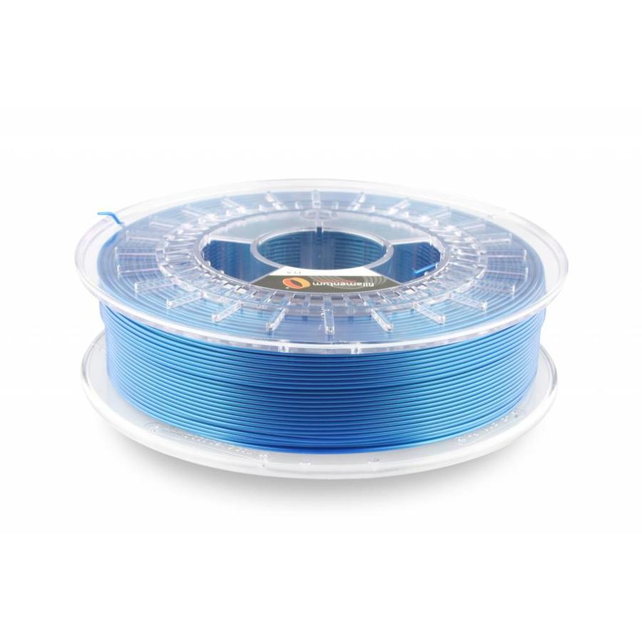 PLA Noble Blue / Parelmoer 1.75 / 2.85 mm, 750 grams (0.75 KG)