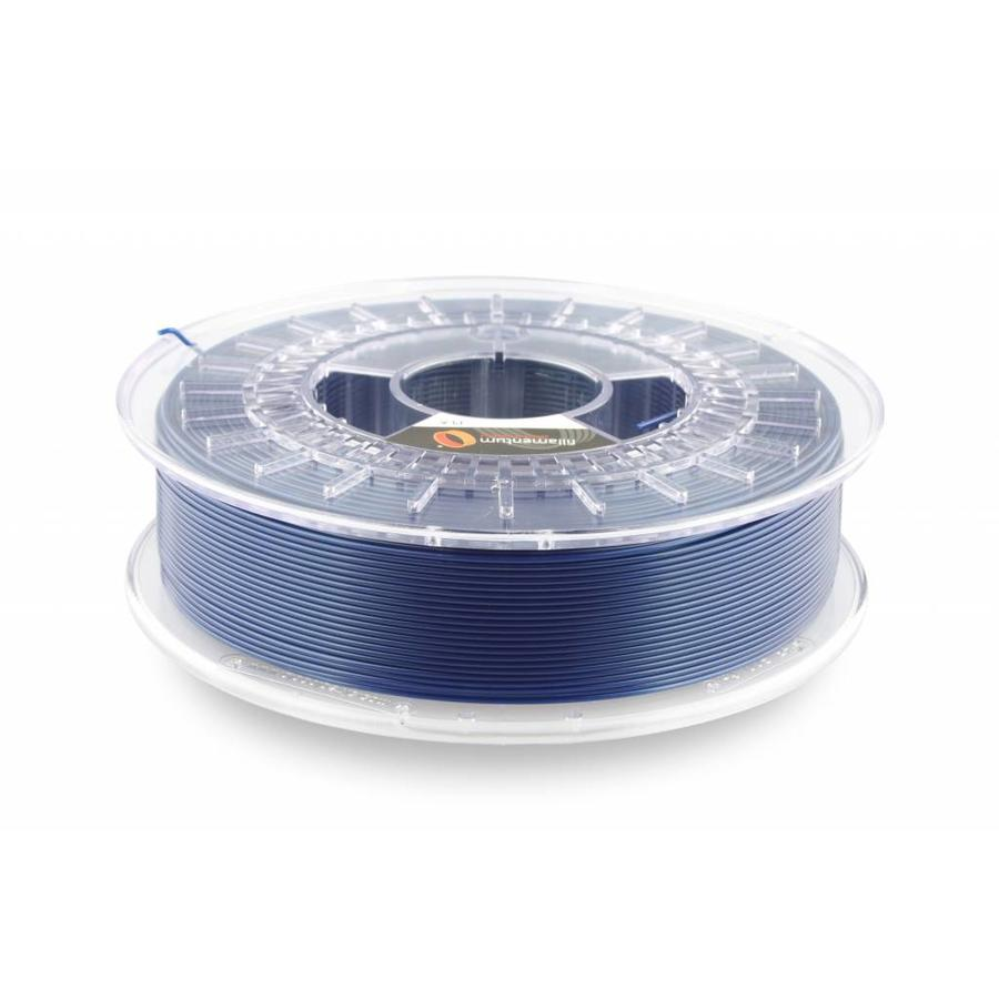 PLA Pearl Night Blue / Parelmoer: RAL 5026, 1.75 / 2.85 mm, 750 gram (0.75 KG)-1