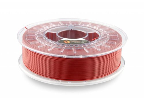 PLA Pearl Ruby Red / Parelmoer rood: RAL 3032, 1.75 / 2.85 mm, 750 gram (0.75 KG)