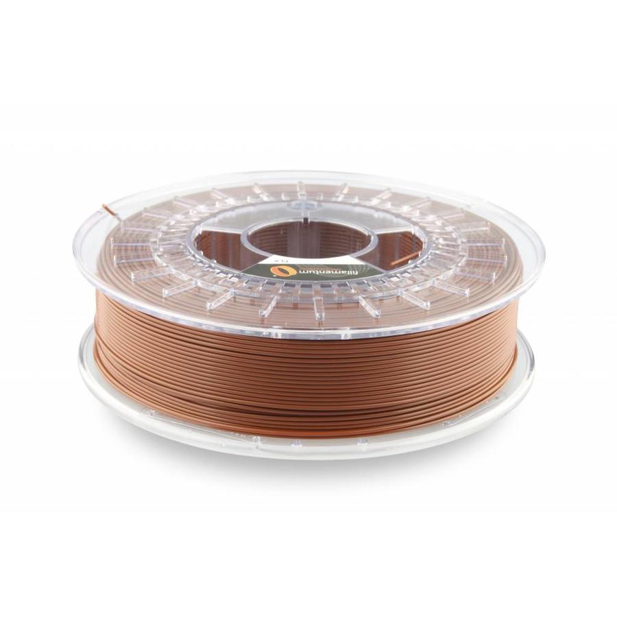 PLA Signal Brown / Bruin: RAL 8002, 1.75 / 2.85 mm, 750 gram (0.75 KG)-1