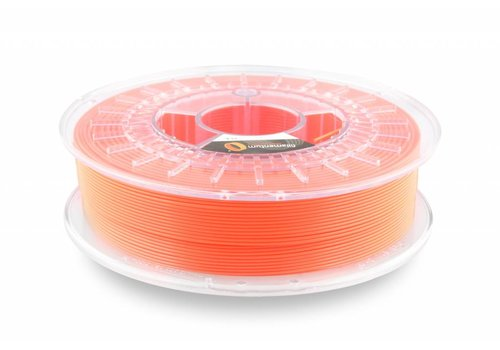 Fillamentum PLA Luminous Orange / Oranje: RAL 2005, 750 gram (0.75 KG)