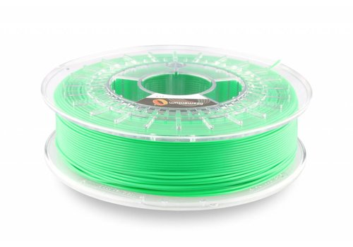 Fillamentum PLA Luminous Green/Groen: RAL 6038, 750 gram (0.75 KG)