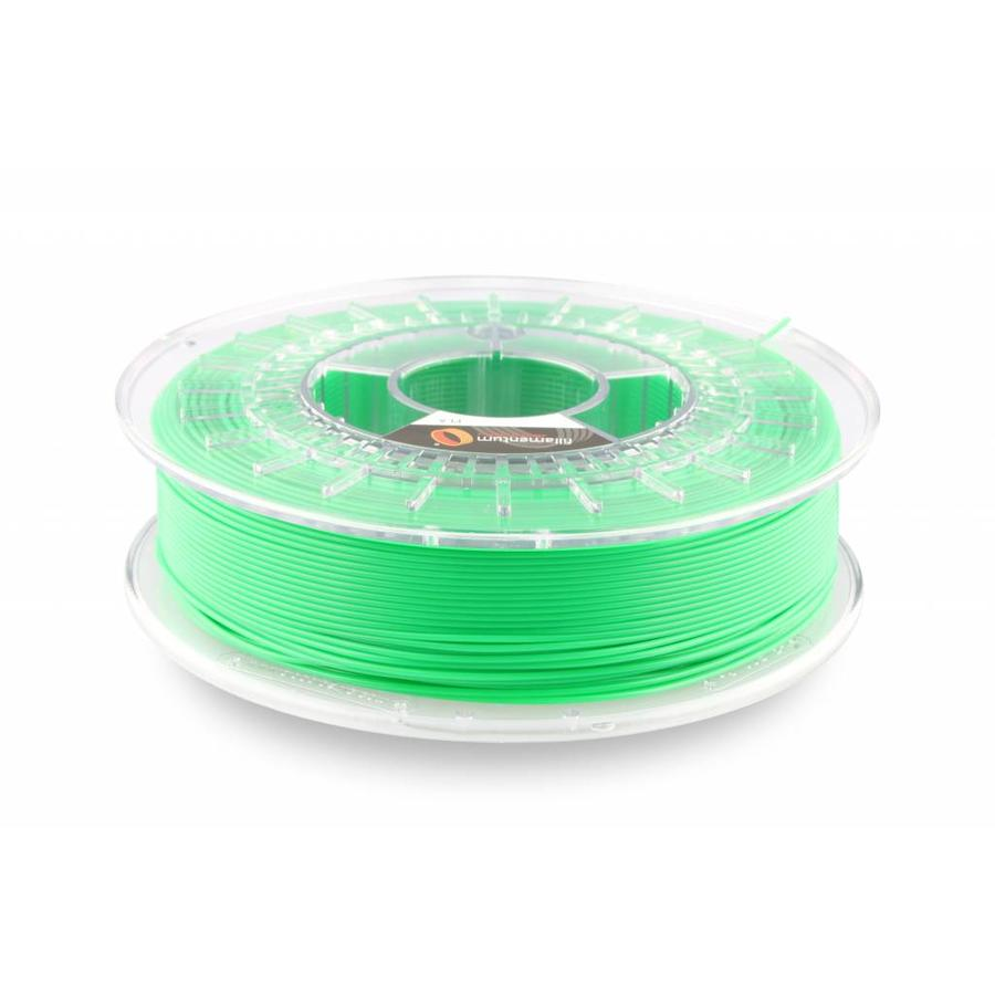 PLA Luminous Green/Groen: RAL 6038 , 1.75 / 2.85 mm, 750 grams (0.75 KG)-1