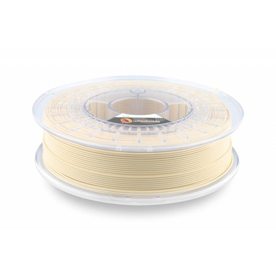 PLA Light Ivory/ivoor: RAL 1015, 1.75 / 2.85 mm, 750 gram (0.75 KG)-1