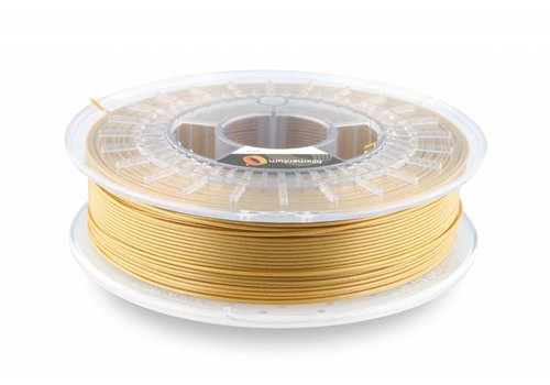 Fillamentum PLA Gold Happens / Goud, 750 gram (0.75 kg), filament
