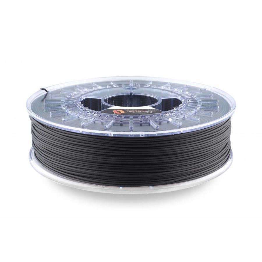 Nylon CF15, Carbon black, 600 grams (0.6 KG) Nylon CF15, versterkt met carbon vezels