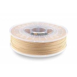 Fillamentum Timberfill / hout: Lightwood tone, wood composite filament 1.75 / 2.85 mm, 750 gram