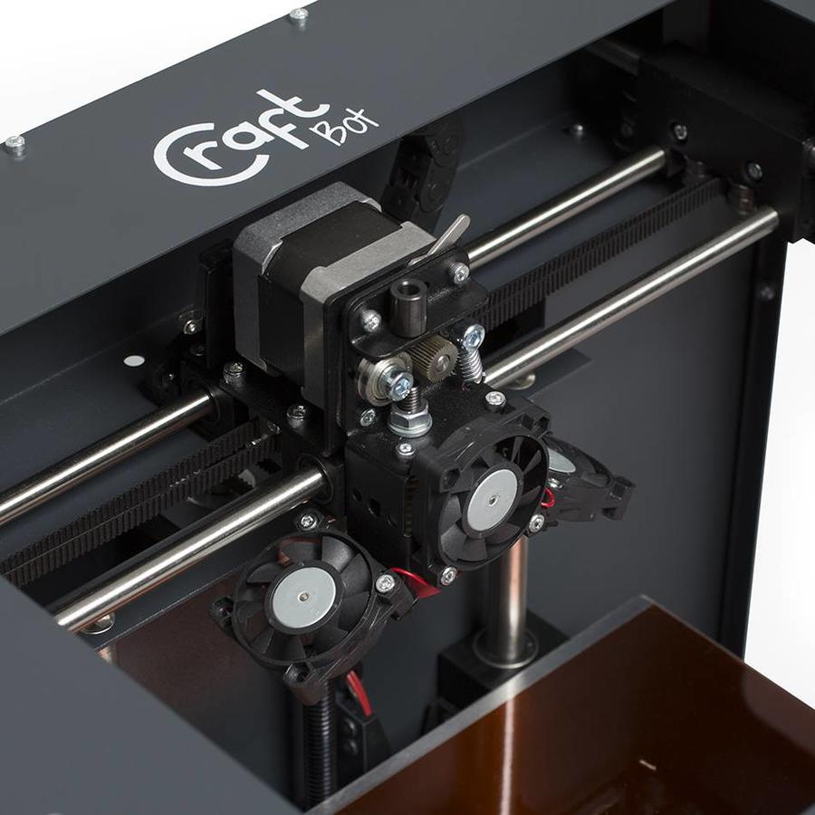 Craftunique Craftbot PLUS 3D printer - wit