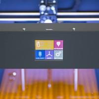 thumb-Craftunique Craftbot PLUS 3D printer - wit-3