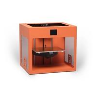 thumb-CraftUnique Craftbot PLUS - Orange-1