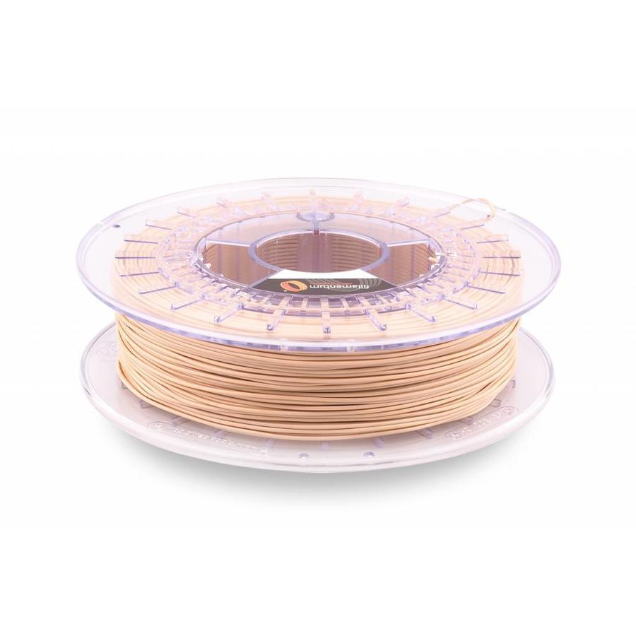 Flexfill Powder Beige 98A: semi-flexibel 3D filament, 500 gram-1