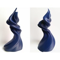 thumb-PLA Cobalt Blue: RAL 5013, Pantone 5255, 750 gram (0.75 KG)-4