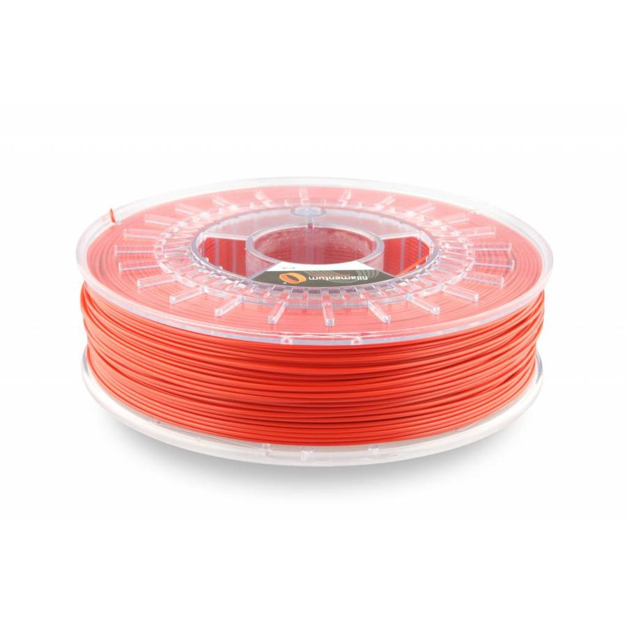 ASA Traffic Red, RAL 3020 / Pantone 485 - technical polymer, 750 grams