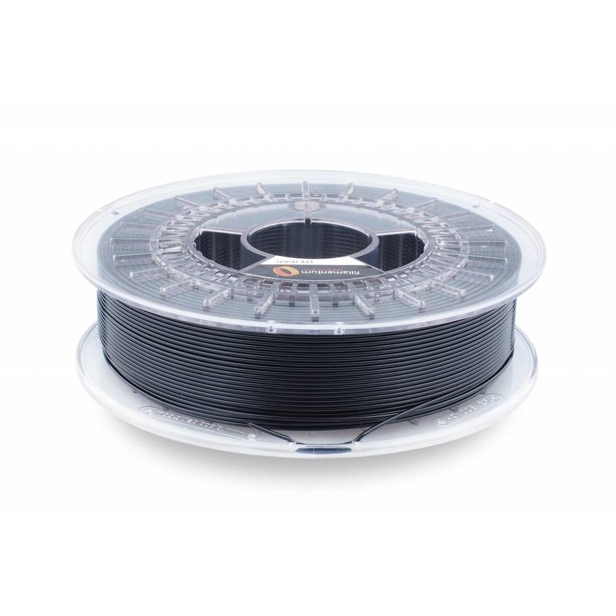 CPE (co-polyester) HG100 Gloss, Black Soul, 1.75 / 2.85 mm, 750 grams (0.75 KG) 3D filament-1