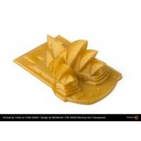 CPE (co-polyester) HG100 Gloss, Morning Sun, 1.75 / 2.85 mm, 750 grams (0.75 KG)