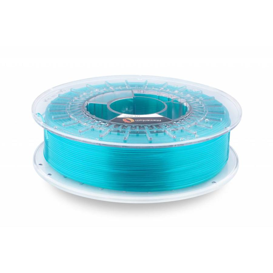 CPE (co-polyester) HG100 Gloss, Iced Green, 1.75 / 2.85 mm, 750 grams (0.75 KG)