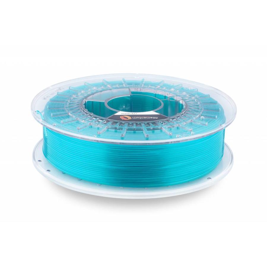 CPE (co-polyester) HG100 Gloss, Iced Green, 1.75 / 2.85 mm, 750 grams (0.75 KG)-1